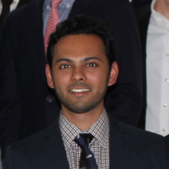 Suneel Chakravorty, Co-Founder